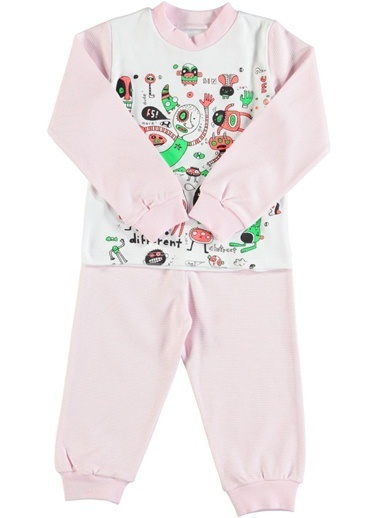 Pijama Takım-Sly Kids